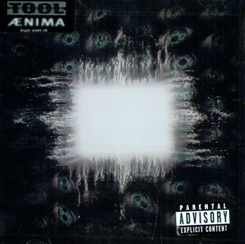 Tool Aenima - Sealed US CD album (CDLP) (510903)