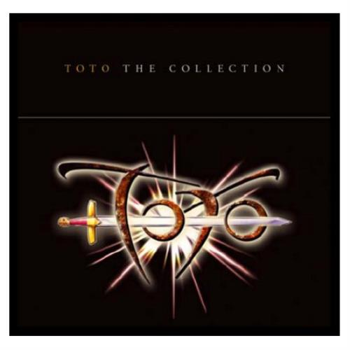 Toto The Collection Sealed Uk Cd Album Box Set 429694