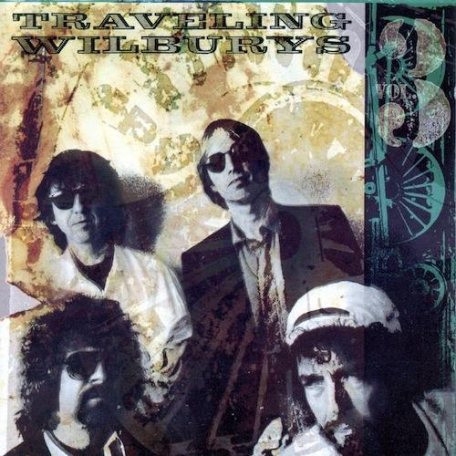 Traveling Wilburys Volume 3 German Cd Album Cdlp 122906