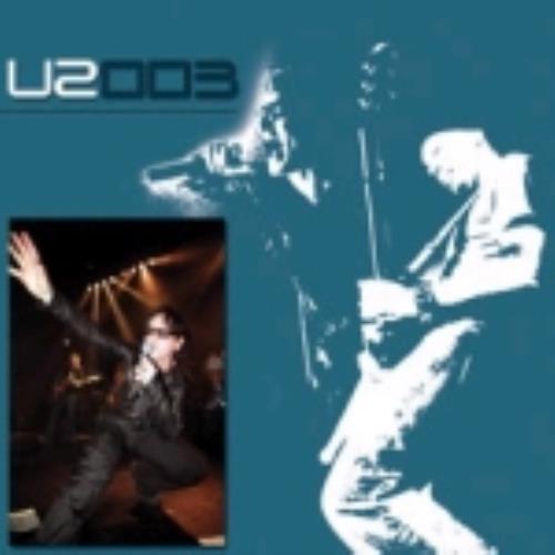U2 Calendar 2003 UK calendar (225220) MUS094