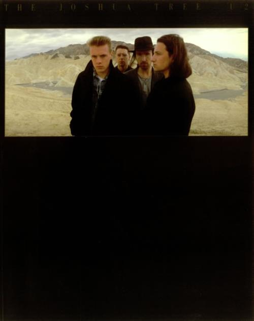 U2 The Joshua Tree 1987 Скачать Торрент