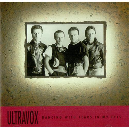 Ultravox Dancing With Tears In My Eyes Uk Cd Album Cdlp