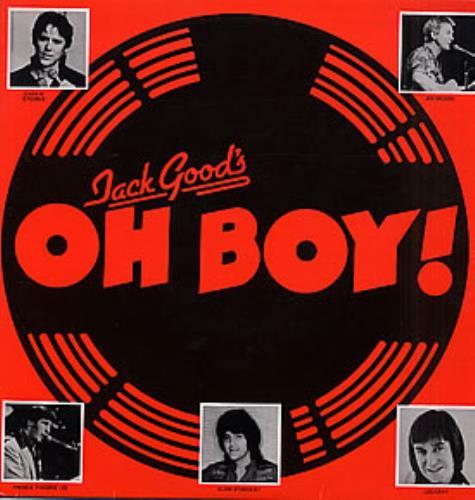 Various 50s Rock Amp Roll Rockabilly Jack Good S Oh Boy Uk