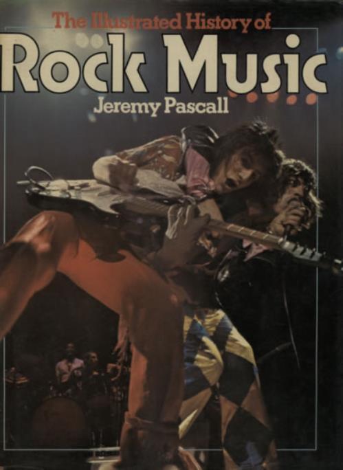 History of rock music