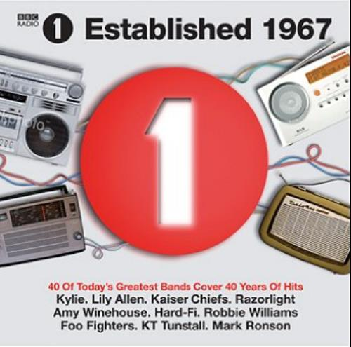 Various Indie Radio 1 Established 1967 Uk 2 Cd Album Set