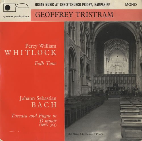 Various Organs Organ Music At Christchurch Priory