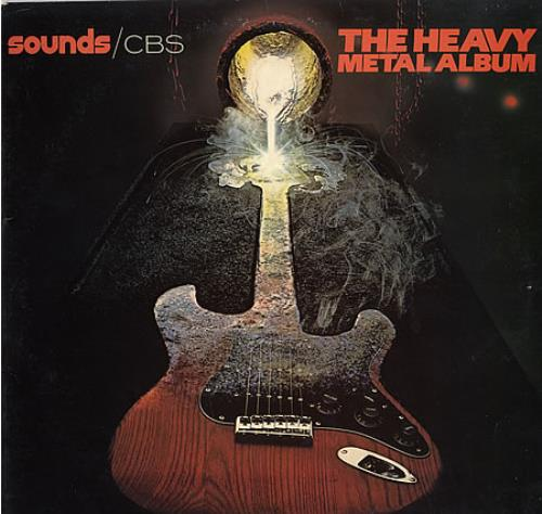 Various Rock Amp Metal The Heavy Metal Album The Sounds