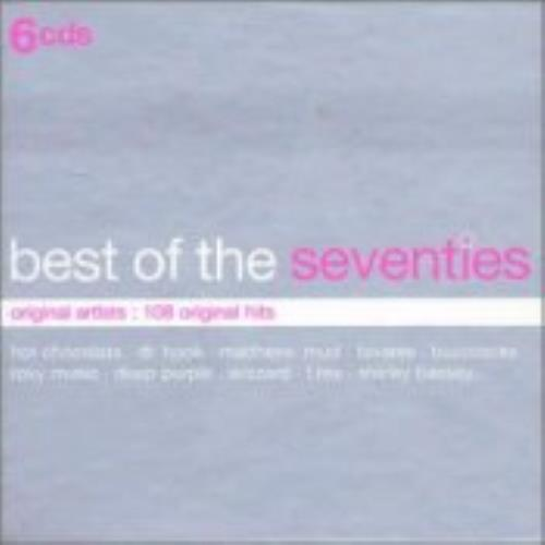 Various Artists Best Of The Seventies Uk Box Set 251562