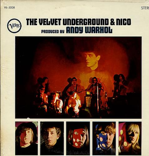 Velvet Underground The Velvet Underground And Nico