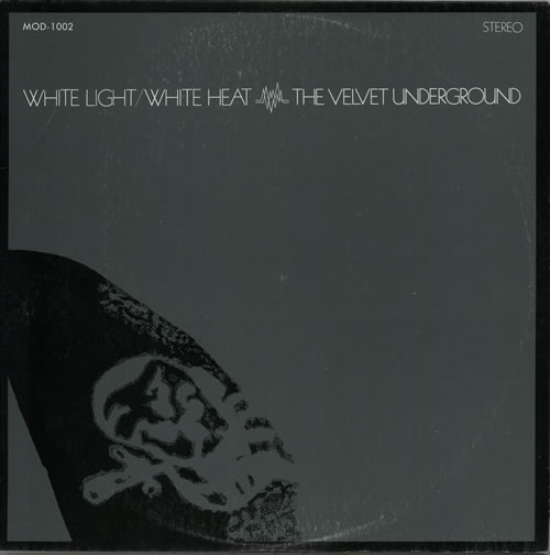 Velvet Underground White Light White Heat Australian Vinyl