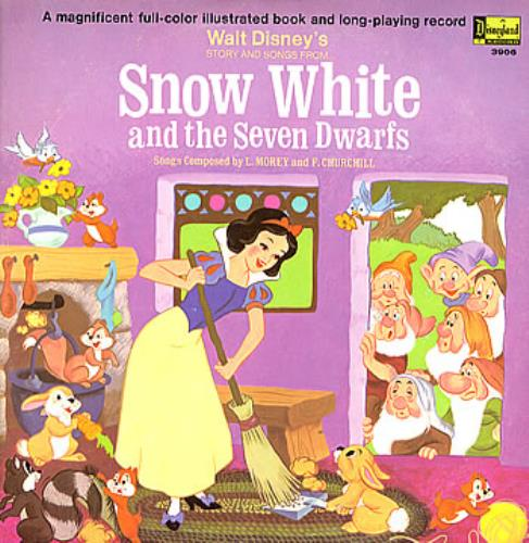 Snow white and the seven dwarfs by disney enterprises staff