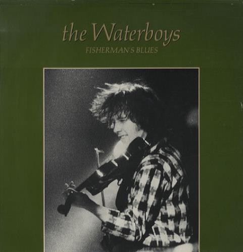 Αποτέλεσμα εικόνας για FISHERMAN'S BLUES - Waterboys vinyl cover