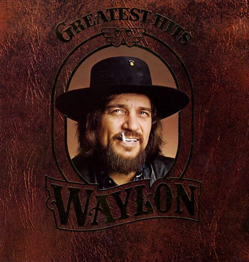 Waylon Jennings Greatest Hits German Vinyl Lp Album Lp