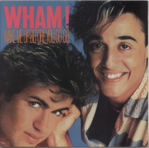 Wham Wake Me Up Before You Go Go Us 12 Quot Vinyl Single 12