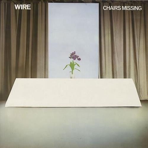 Wire Chairs Missing Us Vinyl Lp Album Lp Record 379156