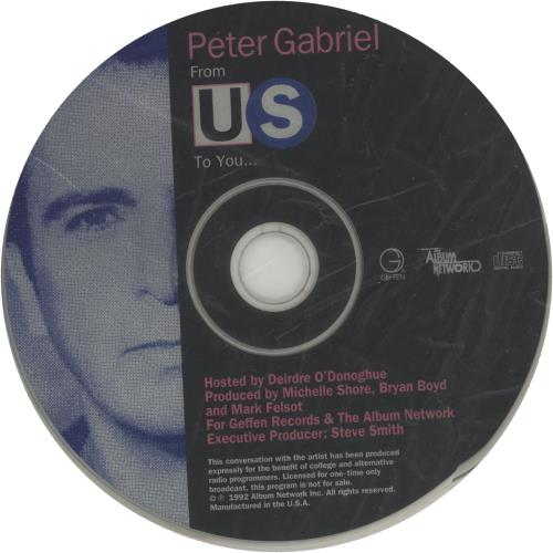 Peter Gabriel Records Lps Vinyl And Cds Musicstack