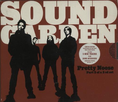 Click to view product details and reviews for Soundgarden Pretty Noose 1996 Uk 2 Cd Single Set 581620 1 2.