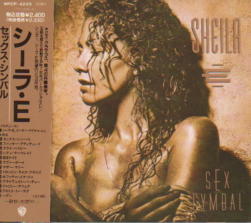Click to view product details and reviews for Sheila E Sex Cymbal 1991 Japanese Cd Album Wpcp 4229.