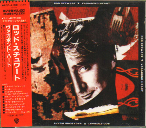 Click to view product details and reviews for Rod Stewart Vagabond Heart 1991 Japanese Cd Album Wpcp 4199.