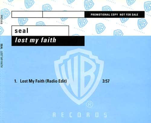 Click to view product details and reviews for Seal Lost My Faith 1999 German Cd Single Pro1418.