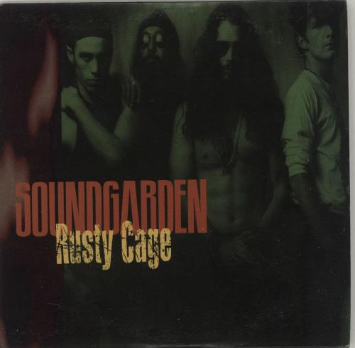 Click to view product details and reviews for Soundgarden Rusty Cage 1991 Australian Cd Single 5800222.