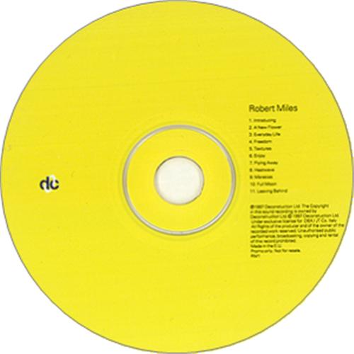 Click to view product details and reviews for Robert Miles Robert Miles 1997 Uk Cd Album Rm1.