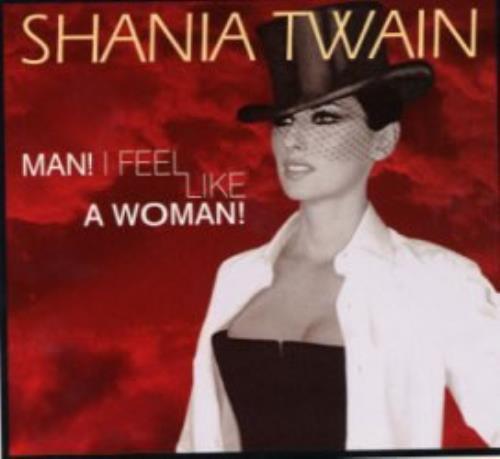Shania Twain Man I Feel Like A Woman Records Lps Vinyl