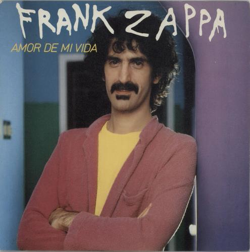 Frank Zappa Records Lps Vinyl And Cds Musicstack