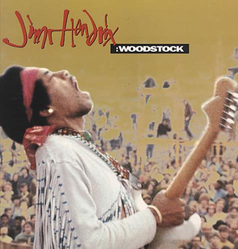 Jimi Hendrix Woodstock Records Lps Vinyl And Cds
