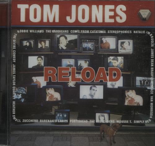 Tom Jones Reload Records Lps Vinyl And Cds Musicstack