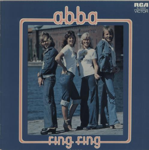 Abba Ring Ring Records Lps Vinyl And Cds Musicstack