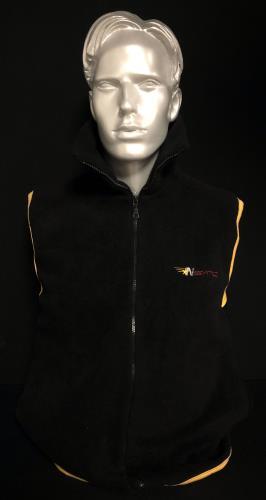 CHEAP N Sync N-Sync – short sleeved promo fleece 2000 UK jacket PROMO FLEECE 25209680401 – General Clothing