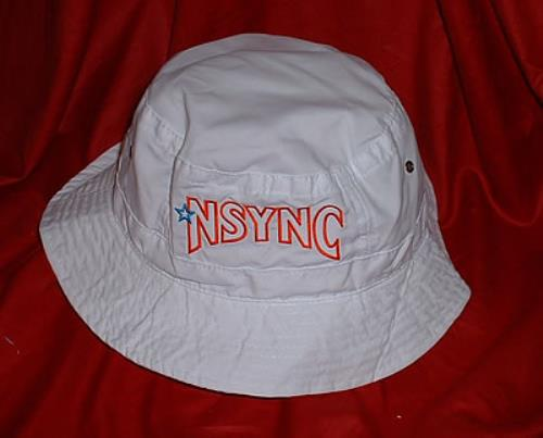 CHEAP N Sync Beach Hat 2001 UK memorabilia BEACH HAT 25209680403 – General Clothing