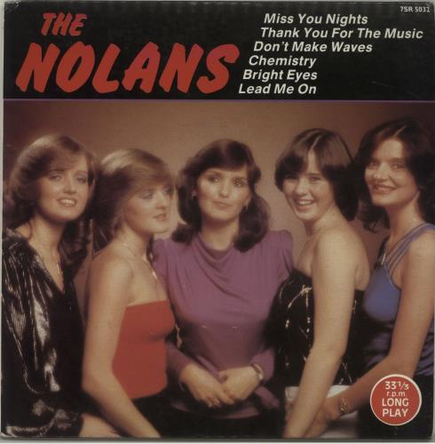 Nolans The Nolans Records Lps Vinyl And Cds Musicstack