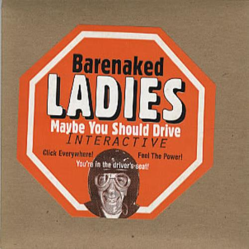 Bare Naked Ladies Cds 75