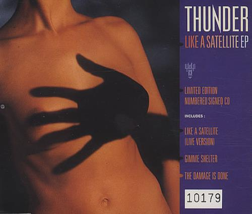 Click to view product details and reviews for Thunder Like A Satellite Ep 1993 Uk Cd Single Cdem272.
