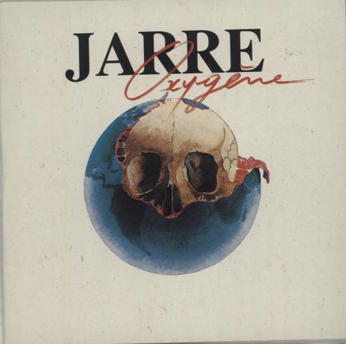 Jean Michel Jarre Oxygene Iv 1989 German Cd Single 889921 2