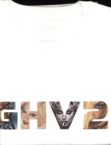 CHEAP Madonna GHV2 – white 'babe' 2001 UK t-shirt PROMO T-SHIRT 25209712079 – General Clothing
