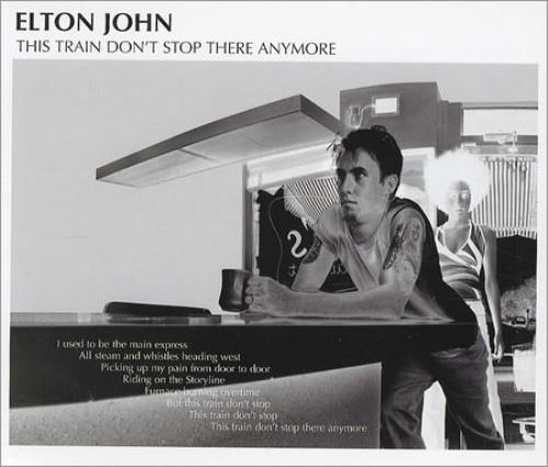 Click to view product details and reviews for Elton John This Train Dont Stop There Anymore 2001 European Cd Single Traincj1.