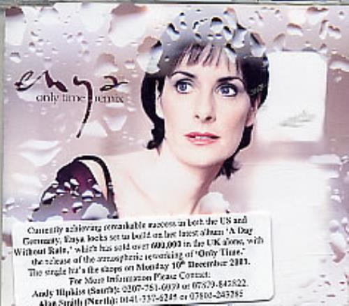 Enya Only Time Records Lps Vinyl And Cds Musicstack