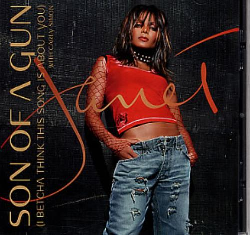 Janet Jackson Son Of A Gun Records, LPs, Vinyl And CDs