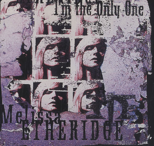 Click to view product details and reviews for Melissa Etheridge Im The Only One 1992 German Cd Single 21162522.