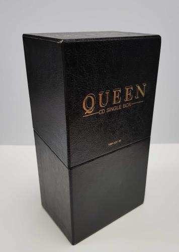 Queen Cd Single Box 1992 Japanese Box Set Todp 225162