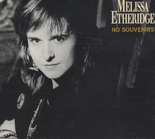 Melissa Etheridge No Souvenirs 1989 Uk Cd Single Cid431