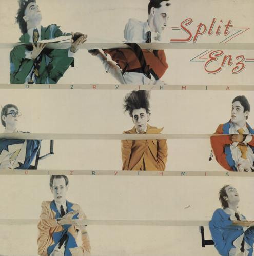 Split Enz Dizrythmia Records Lps Vinyl And Cds Musicstack