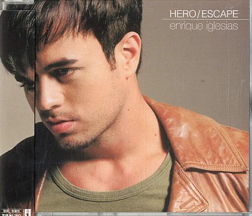 Free lyrics and mp3 downloads: enrique iglesias hero.