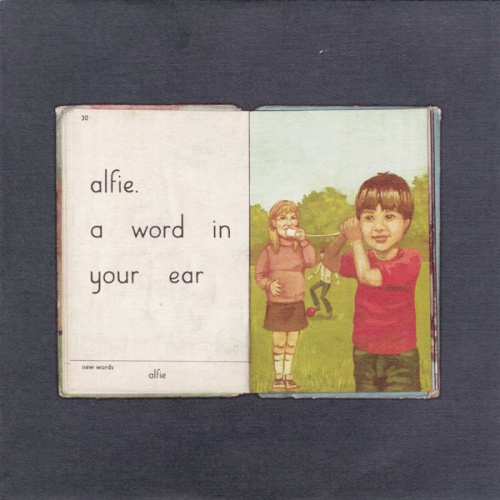 Click to view product details and reviews for Alfie A Word In Your Ear 2002 Uk Cd Single Tn037cd.