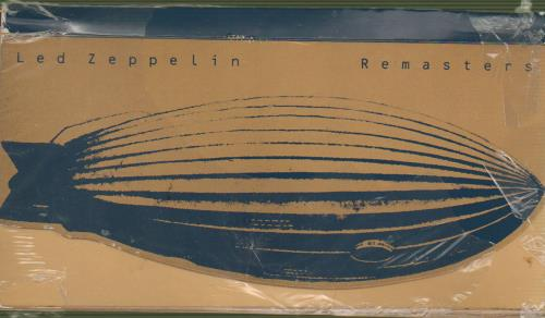 Led Zeppelin Remasters Records Lps Vinyl And Cds