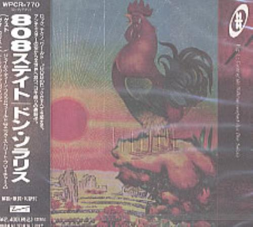 Click to view product details and reviews for 808 State Don Solaris 1996 Japanese Cd Album Wpcr 770.