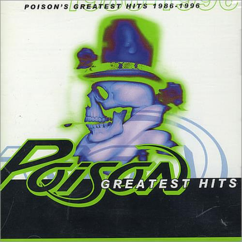 Click to view product details and reviews for Poison Poisons Greatest Hits 1986 1996 1996 Usa Cd Album Cdp8533752.